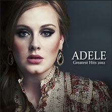 CD Adele   Greatest Hits 2012