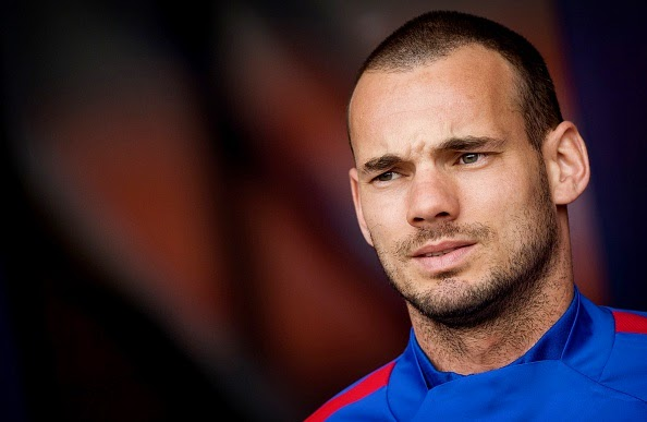Sneijder to Man Utd?