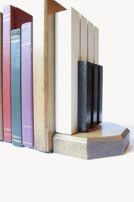 Notey observations - Piano bookends ...