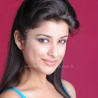 Madhurima hot phtos in blue dress