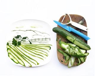 Arte y Originalidad para Platos de Comida, III Parte
