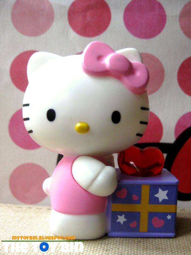 Hello Kitty Happy Meal Toys : The toy bin happy meal hello kitty toys