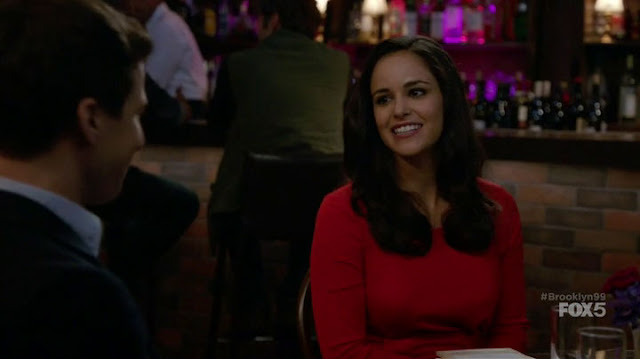 hot cast Brooklyn Nine-Nine sexy Amy Santiago pretty Melissa Fumero