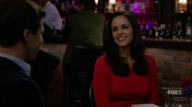 hot cast Brooklyn Nine-Nine sexy Amy Santiago pretty Melissa Fumero