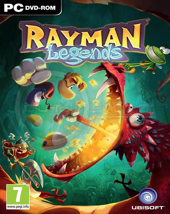RAYMAN LEGENDS-RELOADED Putlocker