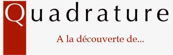 Logo - A la découverte de Quadrature
