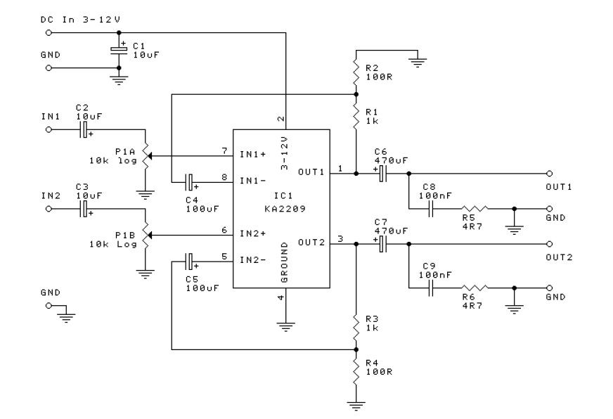 small audio amplifier schematic related keywords \\u0026 suggestions