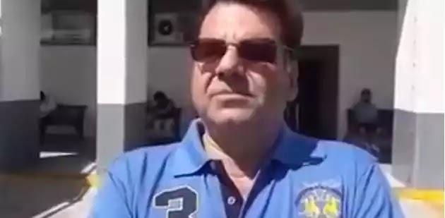 Ο δικαστικός επιμελητής που έχει εξοργίσει την Κρήτη - «Από άπλυτο, ξεδοντιάρη δεν ανέχομαι κουβέντα»