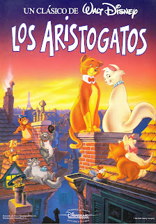 Los Aristogatos Poster