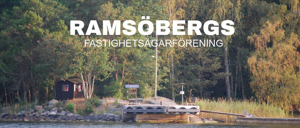 Ramsöbergs Fastighetsägarförening på Ramsö