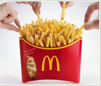 Mega French Fries