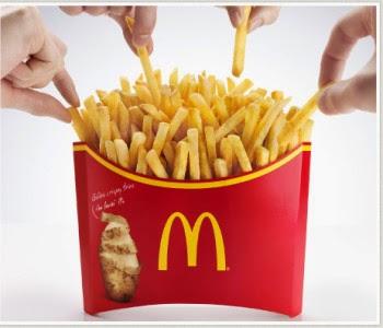 Mega French Fries