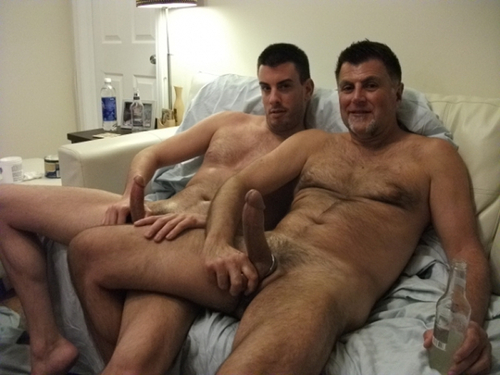 Naked Men With Cock Rings