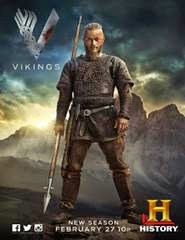 Vikings 1ª a 2ª Temporada Torrent