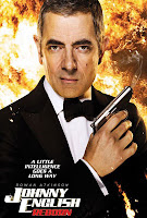 O Retorno de Johnny English, de Oliver Parker