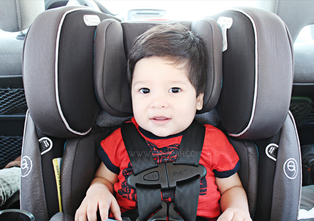 I Received The Evenflo Symphony DLX Convertible Car Seat For Review Purposes But All Opinions Are My Own This Is A Compensated Campaign In Collaboration