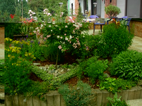 small herb garden design ideas