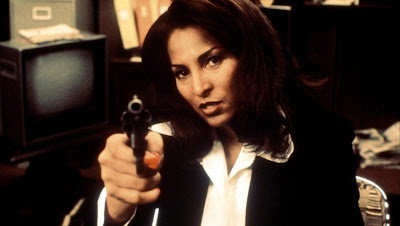 Pam Grier in Jackie Brown