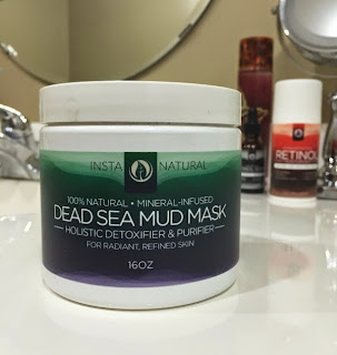 InstaNatural Deep Dead Sea Mask