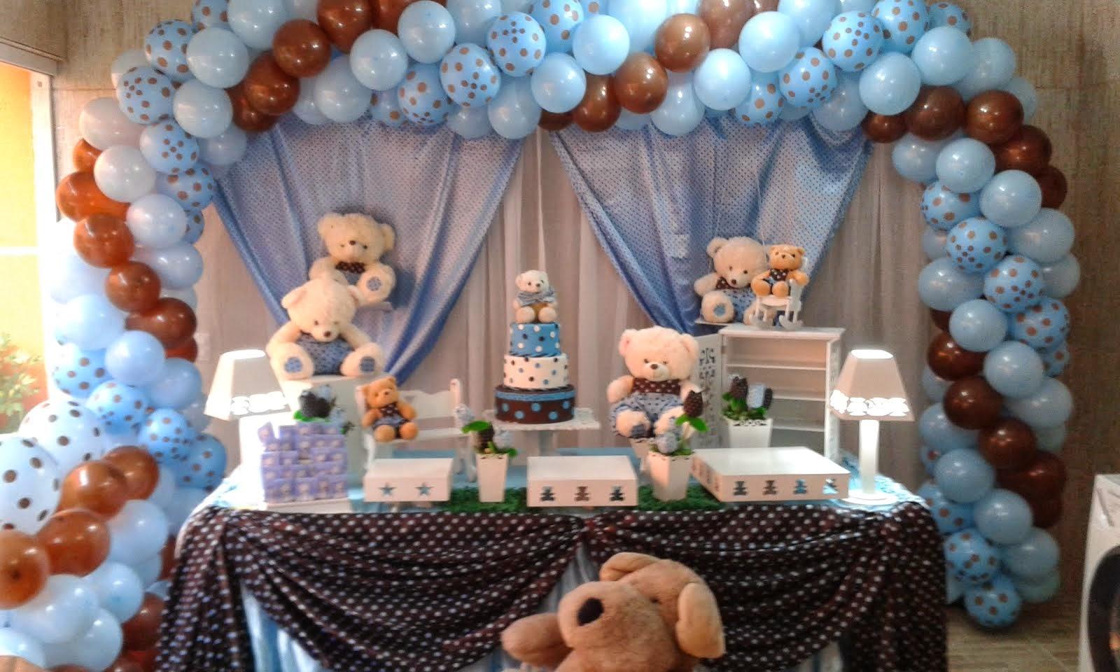 ursos azul e marrom
