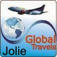 JOLIE GLOBAL TRAVELS