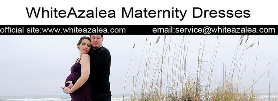 WhiteAzalea Maternity Dresses