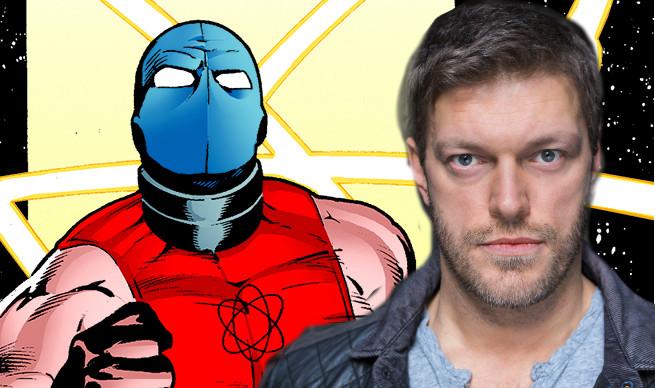 The Flash - Season 2 - Adam Copeland Cast as Atom-Smasher