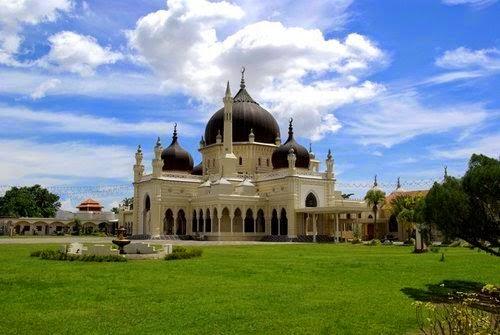 Masjid Zahir – Kedah, Malaysia