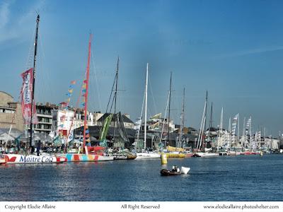 Saint Malo accueillera le warm up de The Transat 2016.