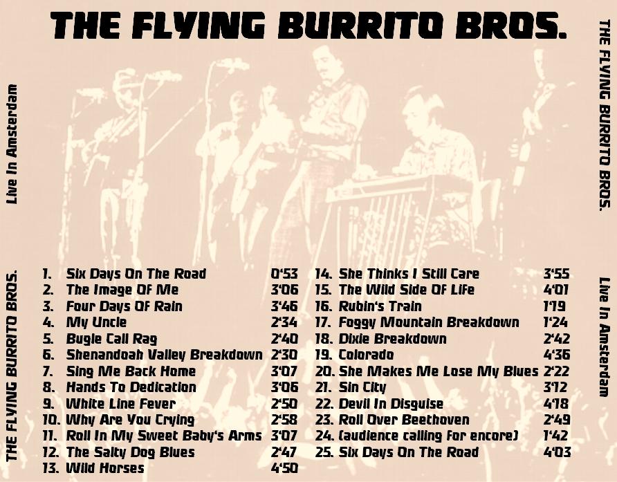 Flying Grooves - Roll & Go