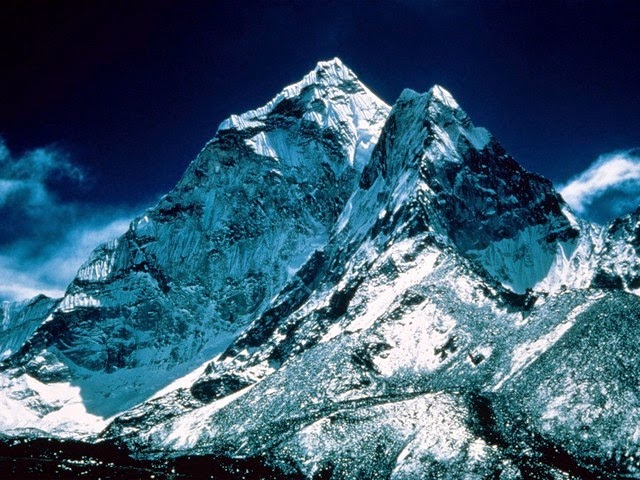 19. Mt. Everest (Kathmandu, Nepal)