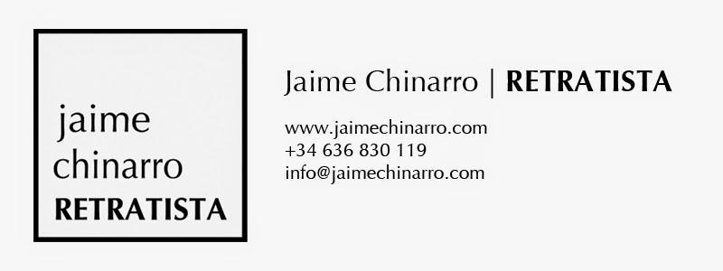 Jaime Chinarro RETRATISTA