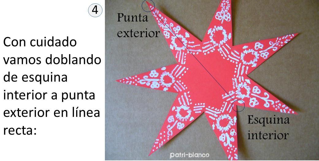 paso 3 estrella