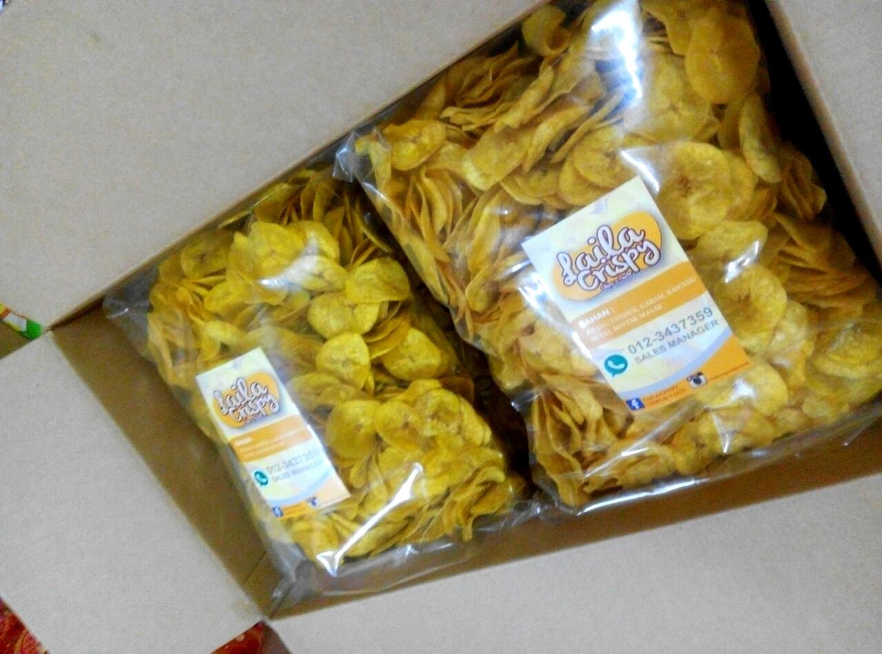Laila Crispy Chips & Taste
