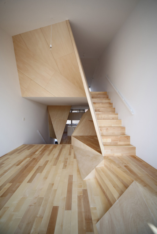 Seaseight design blog architecture stairs for Architectural stairs