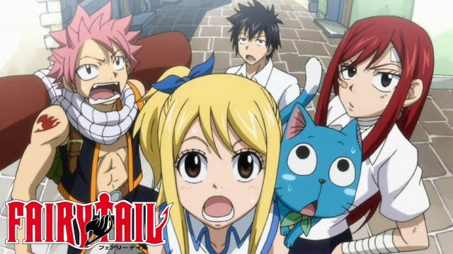 Fairy Tail Subtitle Indonesia