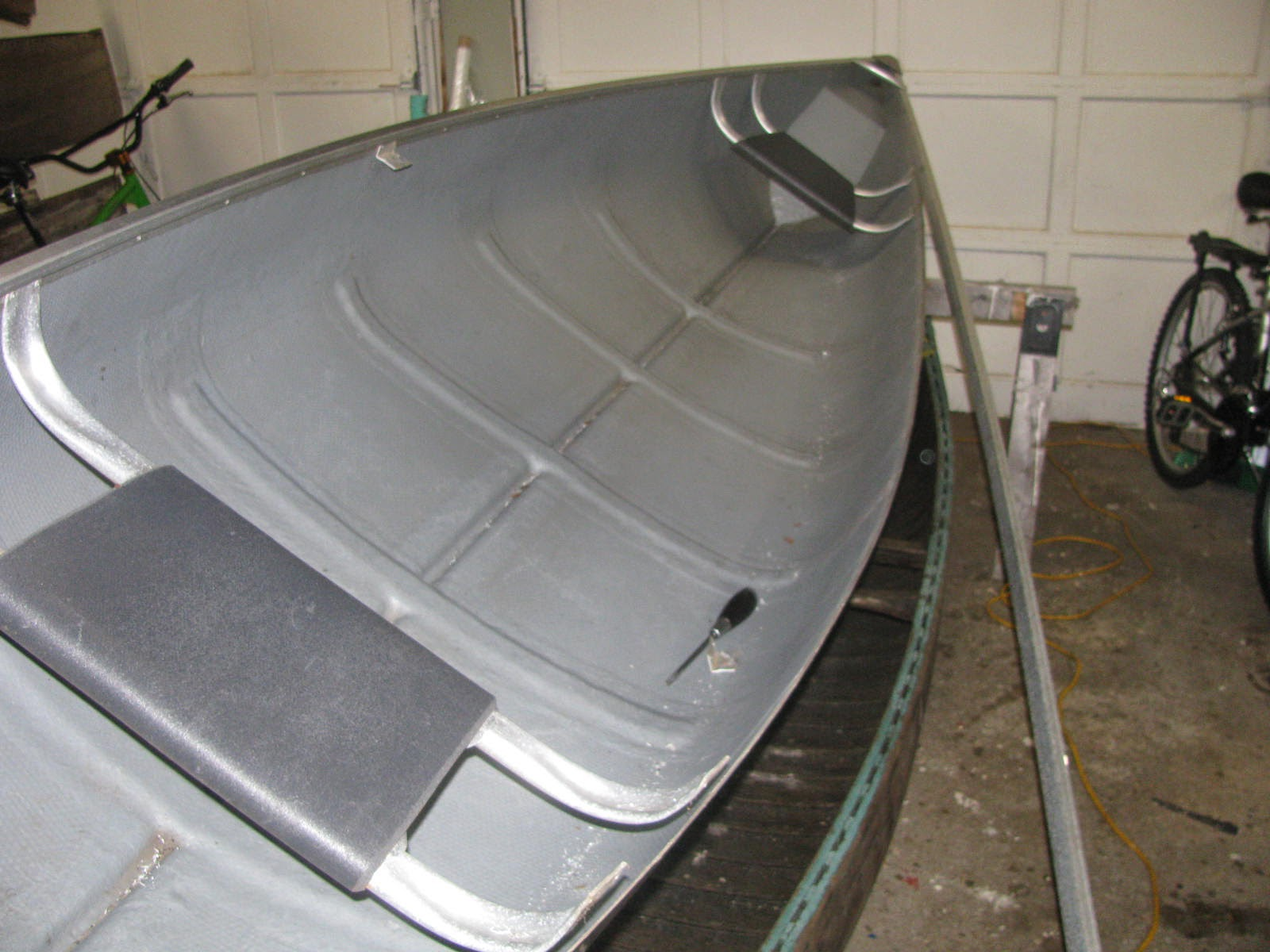 Ravenwood Blog Aluminum Gunwale Replacement