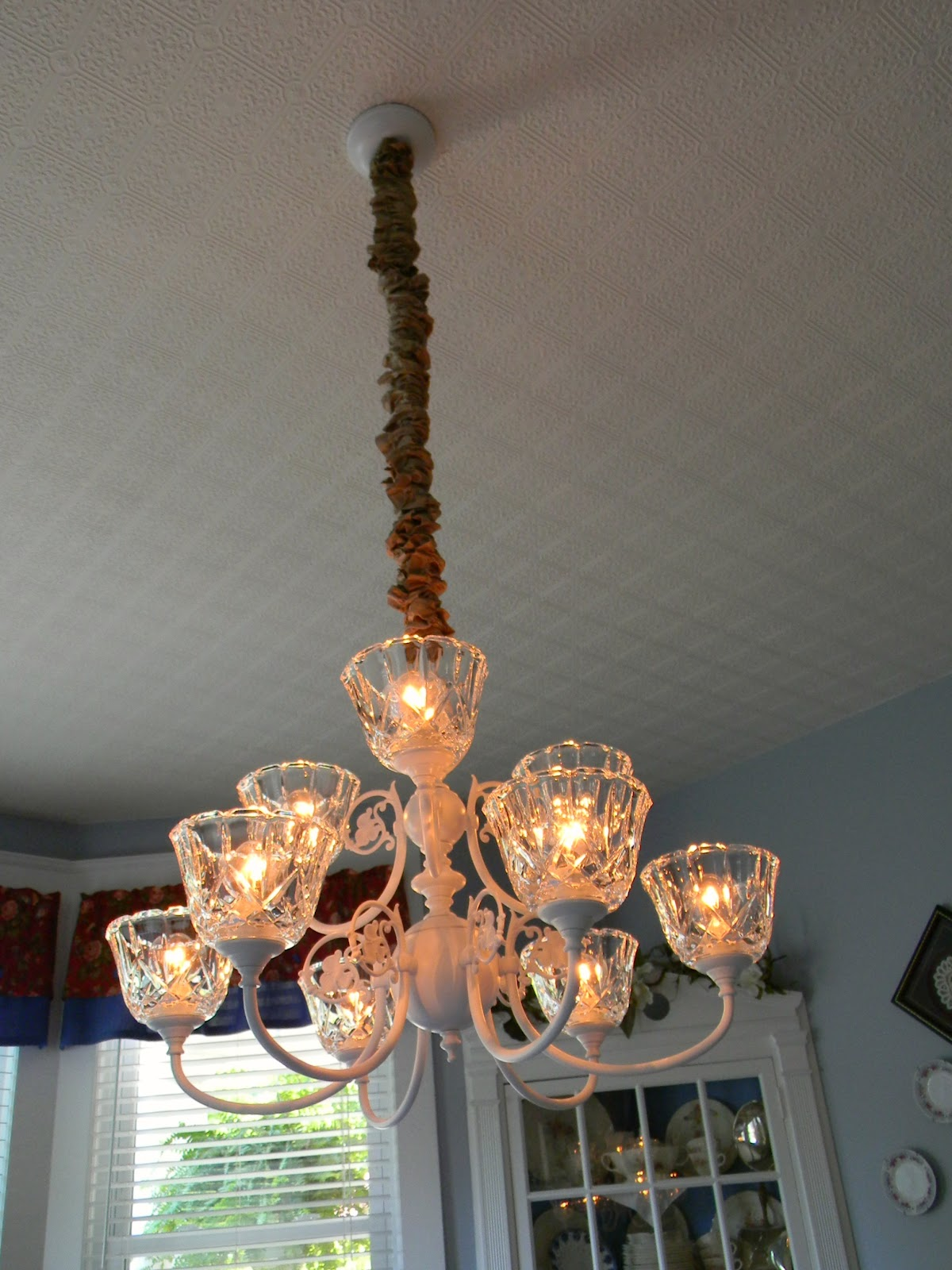 Forever Decorating Double The Chandelier Fun
