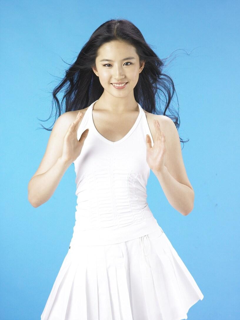 beautiful liu yifei photo 01