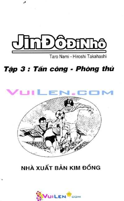 Jindodinho - Đường Dẫn Đến Khung Thành III  Tập 3 page 1 Congtruyen24h