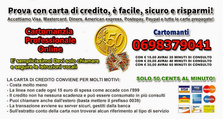 GIOIA SENSITIVA CARTOMANTE gioiacartomanzia.com