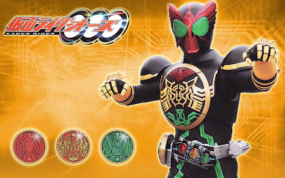Kamen Rider OOO Episode 1-48 [Subtitle Indonesia]