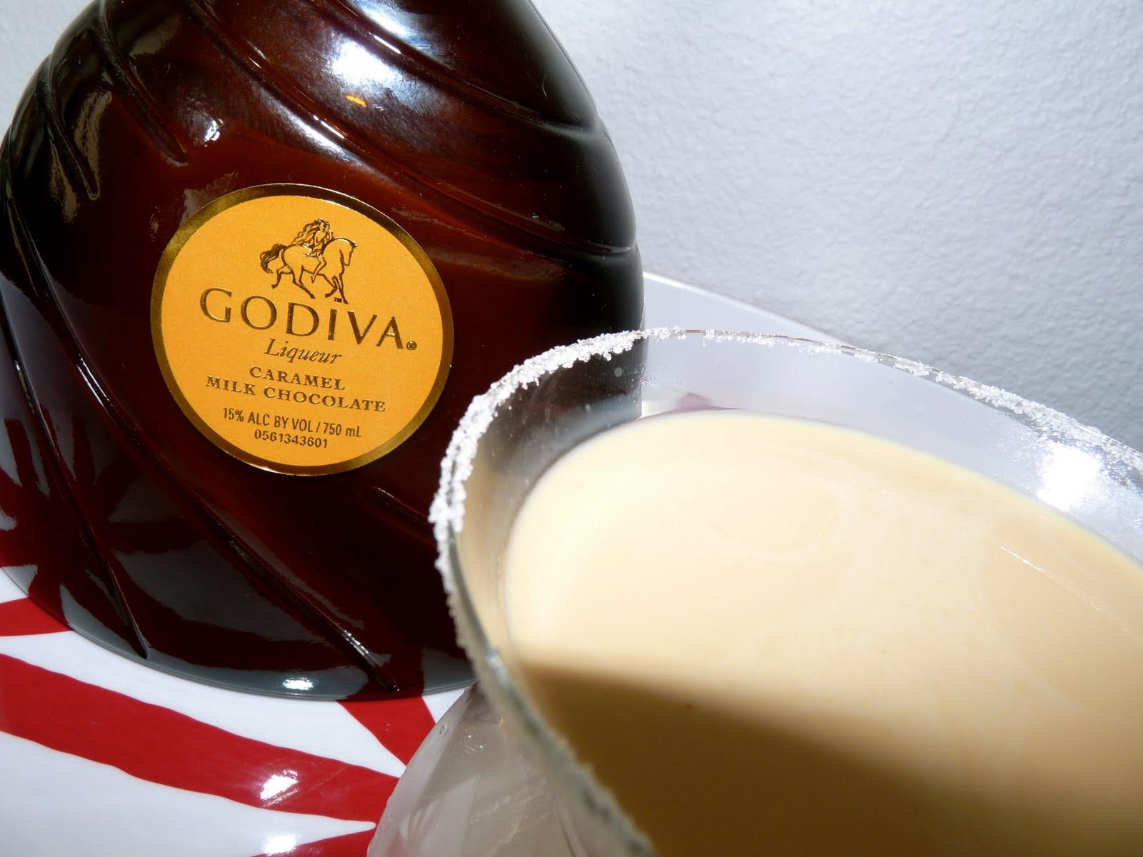 Chocolate. Coffee. Cocktails.: Salted Caramel Godiva Milk ...