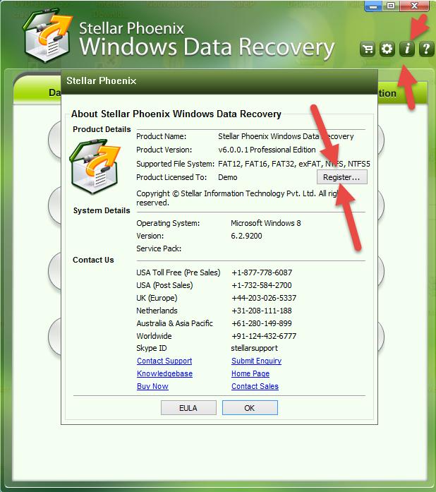 stellar phoenix windows data recovery crack keygen website