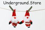 Acessem Underground.Store