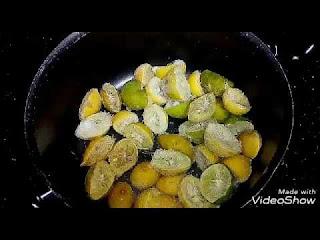 الاستفادة الليمون