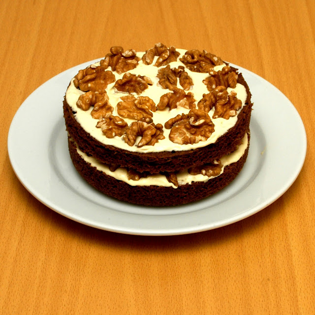 ... Low Carb Diabetic: Lowcarb Coffee and walnut cake with clotted cream