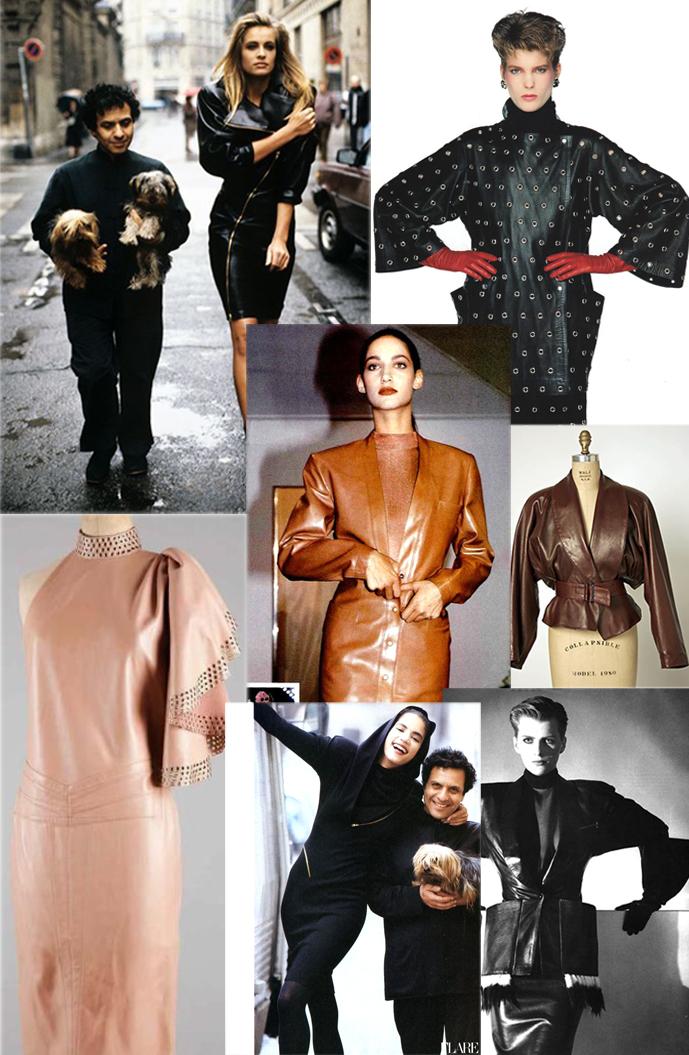 Alaia designs 1981-1986