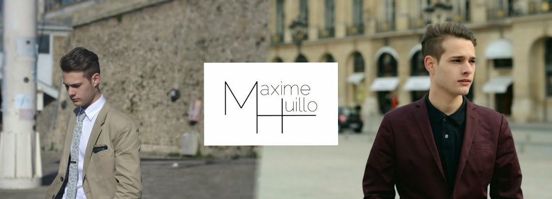 Maxime Huillo | Menswear Fashion