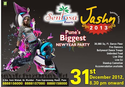 Hottest New Year Party in Pune